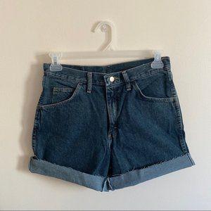 Vintage Wrangler Cut Off Denim Shorts